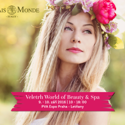 Veletrh World of Beauty & Spa se blíží!