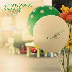 S Frais Monde v parku