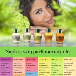 Najděte si svůj parfémovaný olej