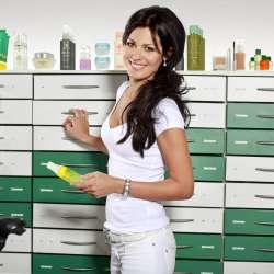 Krásná lékárnice Jana Doleželová se stala tváří kosmetiky Frais Monde!
