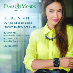 Frais Monde na festivalu Office Night v Praze!